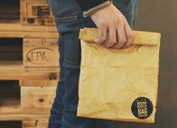 Takeaways Assemble! Hop on the Popular Bandwagon of Using Paper Bags