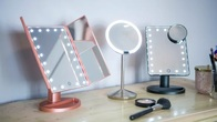 Portable Light Up Makeup Mirror