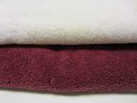 Buy bathroom towels in dark and light colors