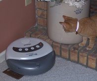 Robot Vacuum for Grandma?  Best idea Ever!