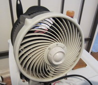 Going to College?  Pack a Fan