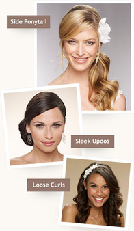 Try Virtual Hairstyles BEFORE Your Wedding