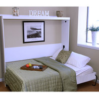 Two rooms in one with a Murphy Bed