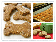 Save Money & Customize Flavors by Making Your Own Dog Treats