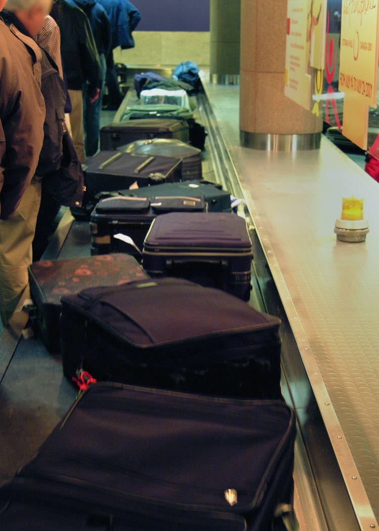 There are so many baggage restrictions on airlines