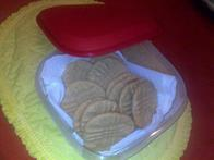 Fast & Easy Peanut Butter Cookies