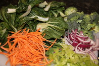 In The Kitchen: Stir Fry Veggies to get the Most From Them!