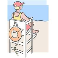 Minimize Risk as a Lifeguard