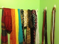 Create Scarf and Belt Racks in Under a Minute
