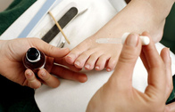 Give Yourself an At-Home Pedicure