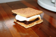 Make Your S'mores Less Messy