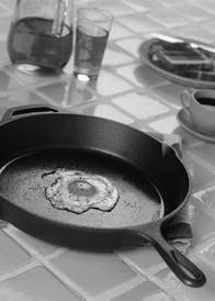 How to Make an Old Cast-Iron Pan Like New Again