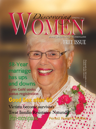 Discovering Women Magazine online