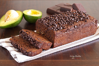 Avocado Chocolate Bread