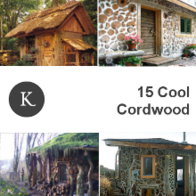 15 Awesome Cordwood Sheds