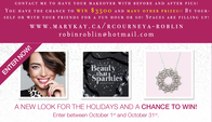Amazing contest from Mary Kay
