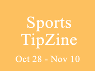 Oct 28 - Nov 10 Ptbo Sports TipZine #4