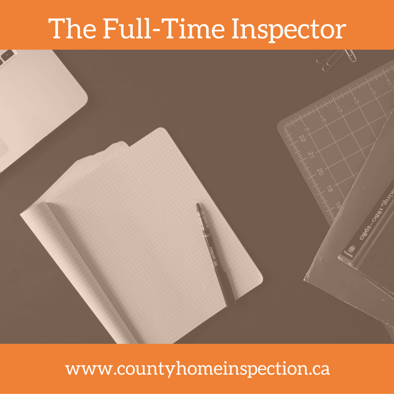 Home Inspectors enter the field from a range