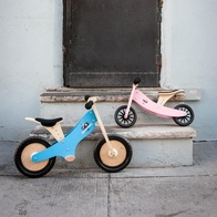 What Makes a Wooden Balance Bike the Best Choice for a Toddler