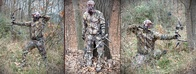 Hiding in Plain Sight – The Importance of Camo for Hunting
