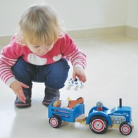All the Reasons Why Wooden Toys Are Highly Suggested