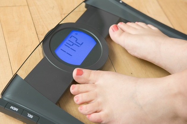 Before you start your #weight-loss #journey, weigh yourself.