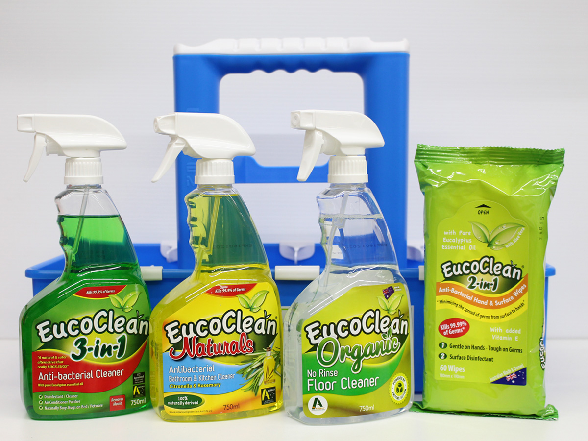 Eco-cleaning