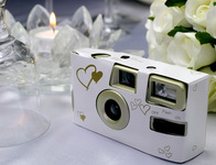 Disposable cameras for weddings
