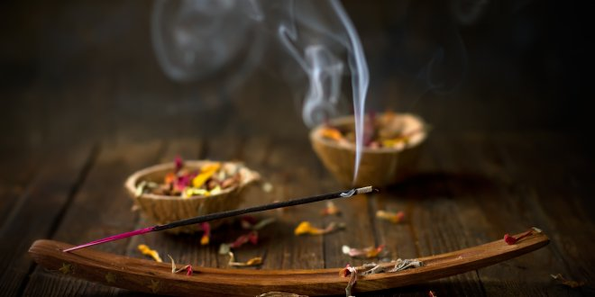 Nice one, I tried the #incense #sticks and