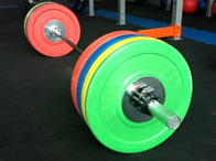 What Makes Olympic Weights the Suggested Type