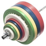 The weight plates collection
