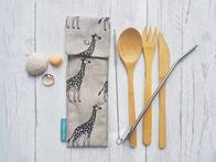 Reusable cutlery