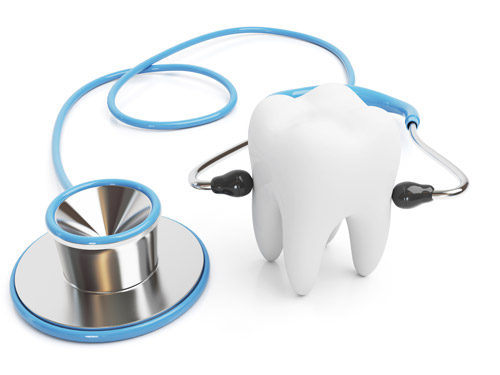 General dental services include examination, professional clean and