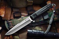 Survival knives and tools