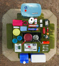 Camping Kitchen Equipment
