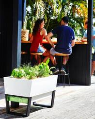 Urban Garden Cafe Planter