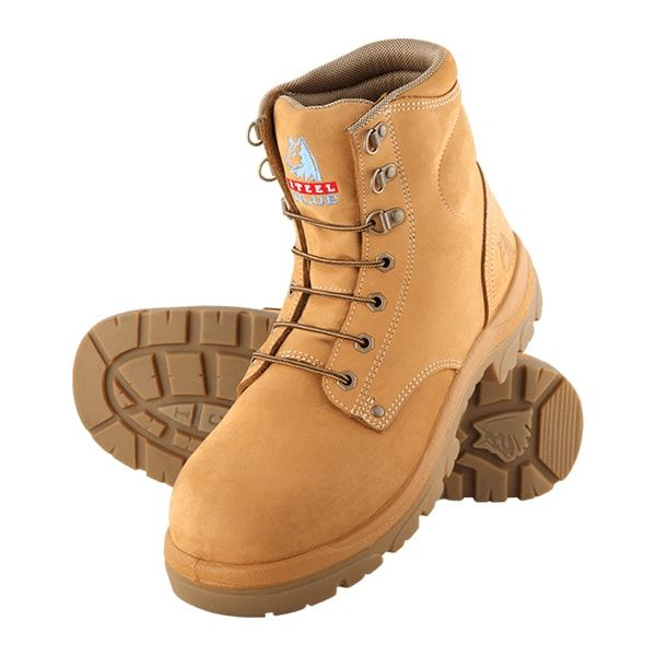 Top-notch quality Steel Toe Cap Boots for construction