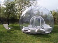 Inflatable domes