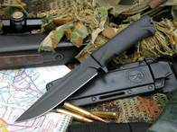 What are the tactical knives used for?