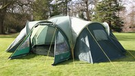6 Person family tents