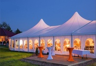 Commercial gazebos
