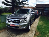 Ford Everest 4x4 Upgrades