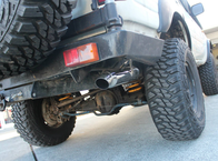 4x4 Exhaust systems
