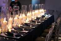 Pillar Candles Wedding