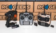 RC Transmitters and Receivers