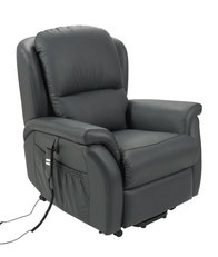 Stella Electric Recliner Lift Chair – Leather – Twin Motor