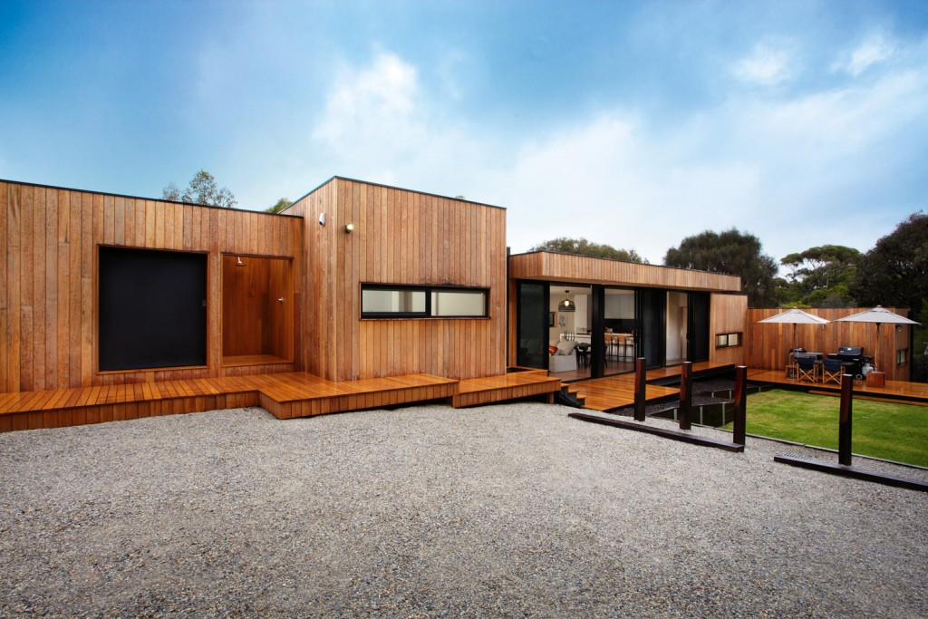 Modular homes are homes optimised every step of
