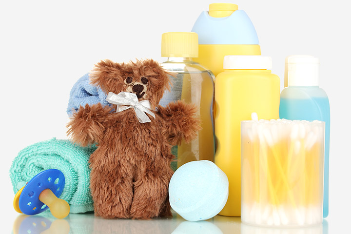Complete range of hygiene and care products for